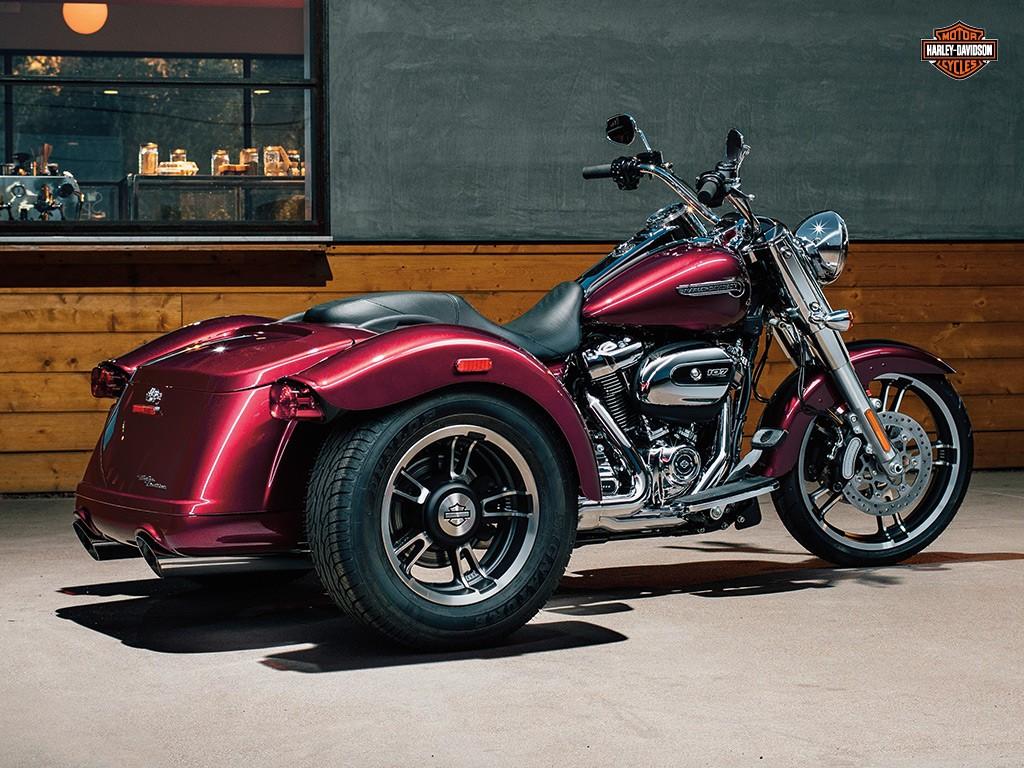 Three Wheel Basic Rider Course | Crystal Harley-Davidson ...